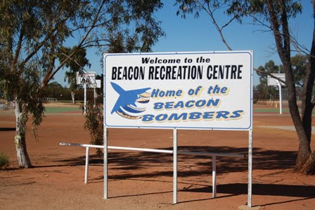 Recreation sign