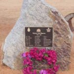 Beacon War Memorial Plaque