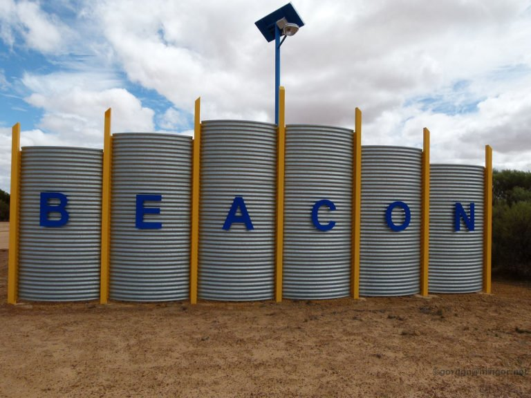 Beacon Sign