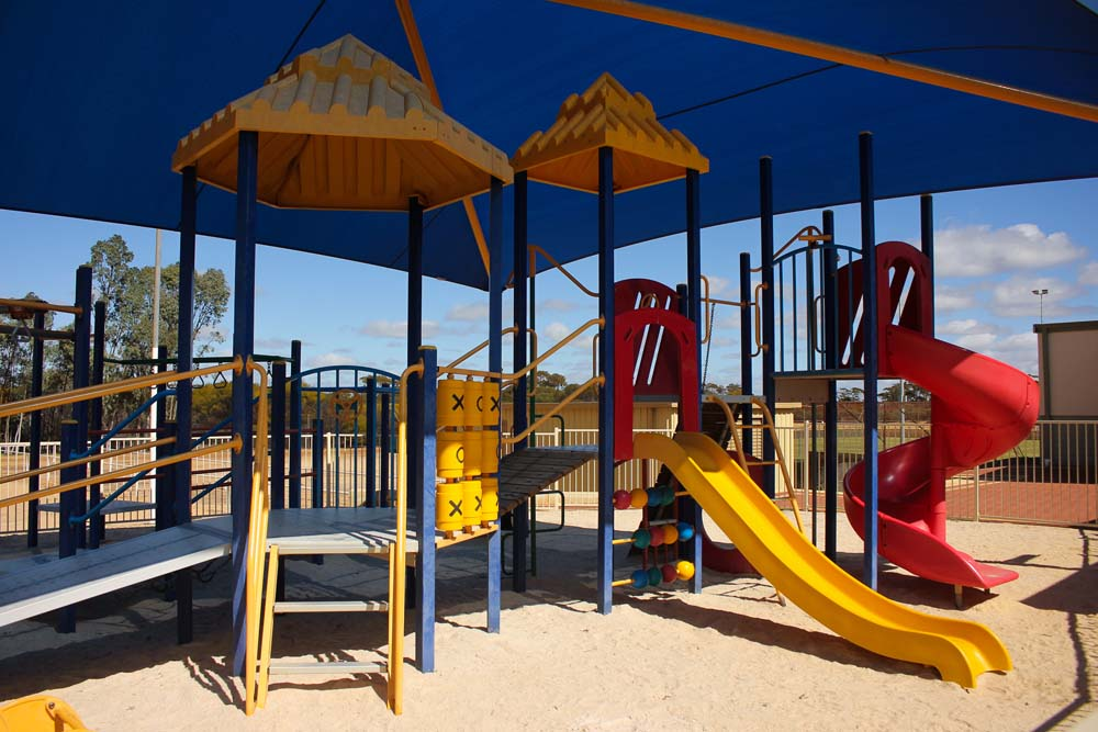Beacon Sporting Complex playground area