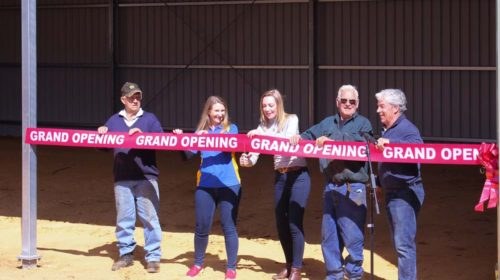 Mens Shed Extension Opening_3