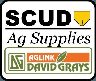 SCUD Ag Supplies (David Grays agent) logo