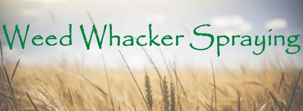 Weed Whacker logo